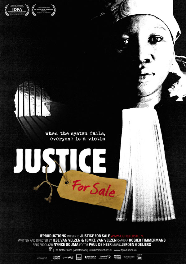 Justice for sale :